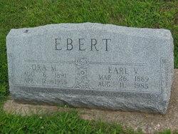 Earl V. Ebert