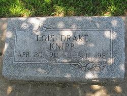 Lois P <i>Drake</i> Knipp