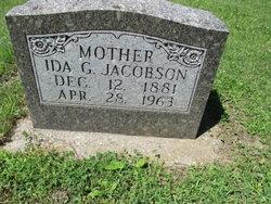 Ida <i>Anderson</i> Jacobson