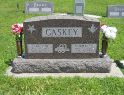 Evelyn Pauline <i>Linn</i> Caskey