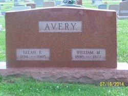 Lelah E. <i>Bailey</i> Avery