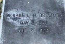Norabell <i>Hagin</i> Brewton