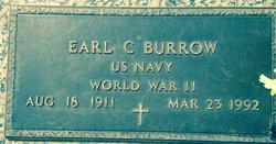 Earl Cecil Burrow