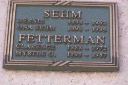 Myrtle Gertrude <i>Harris</i> Fetterman