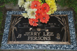 Jerry Lee Persons