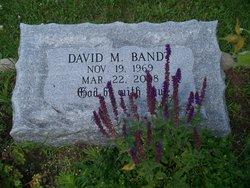 David M Bandt