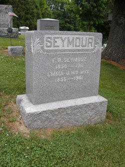 Emma J. <i>Finney</i> Seymour