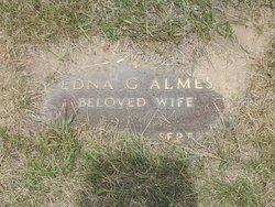 Edna Gladys <i>Berry</i> Almes