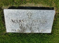 Roland Jack Parrish