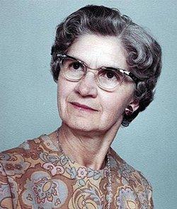 Mamie Nina <i>James</i> Beals