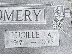 Lucille Alice <i>Cray</i> Montgomery