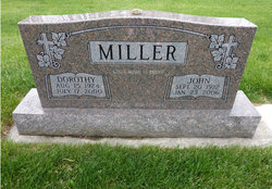 Dorothy <i>Chupp</i> Miller