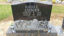 Harold Eugene Ashburn