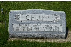 Delos Chupp