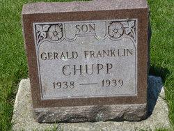 Gerald Franklin Chupp