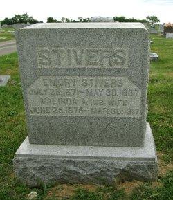Malinda <i>Stivers</i> Stivers