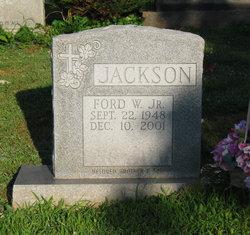 Ford Winfred Jackson, Jr