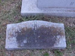 Helen Catherine <i>Chew</i> Andrews