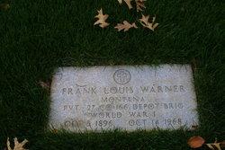 Frank Louis Warner