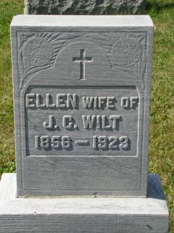 Cecelia Helena Ellen <i>Trexler</i> Wilt