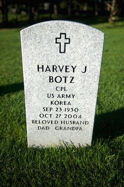 Corp Harvey J Botz