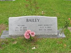 Mary Elizabeth <i>Hamilton</i> Bailey
