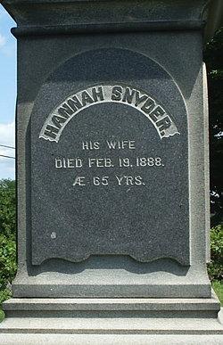 Hannah Snyder