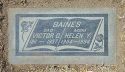 Helen Y. Baines