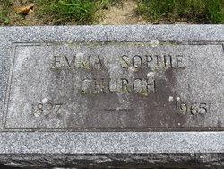 Emma Sophie Church