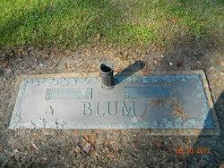 Amalia <i>Lewald</i> Blum