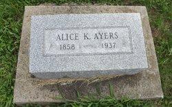 Alice K. Ayers