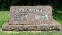 Dr Henry J. Altfillisch
