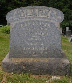 Anna J. <i>Kennedy</i> Clark