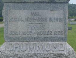Fannie Belle <i>Blackmore</i> Drummond