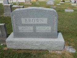 Jessie Mae <i>Houchin</i> Brown