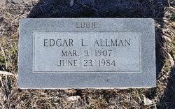 Edgar Lynn Eddie Allman