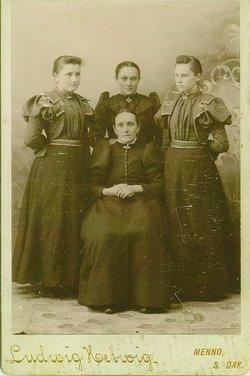 Margaretha <i>Schorzman</i> Seydel