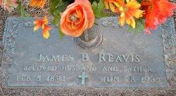 James Belton Reavis