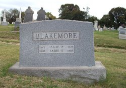 Isaac P Blakemore