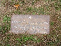 Ernest I. Bullington