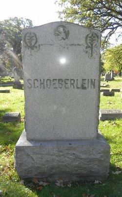 Maria Sibilla Schoeberlein