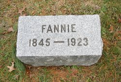 Frances Fannie <i>Baldwin</i> Wisner