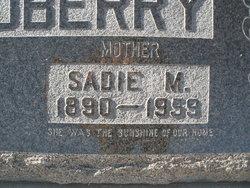 Sadie M. Auchoberry