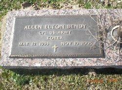 Allen Elton Bendy