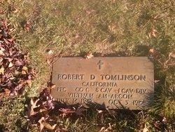 PFC Robert Dale Tomlinson
