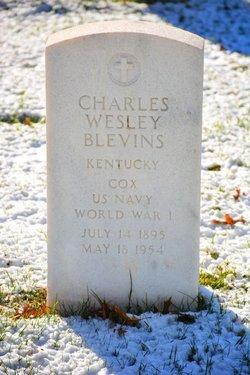 Charles Wesley Blevins