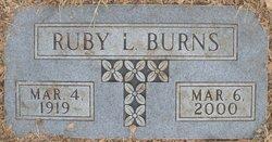 Ruby Ladonna <i>Davis</i> Burns