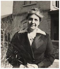 Cora Belle <i>Calhoun</i> Lowry