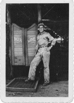 Sgt Lewis Owen Junior Brooks