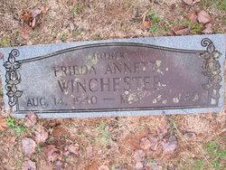 Freida Annette Brown Timms <i>Farmer</i> Winchester
